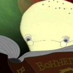 """Мультфильмы про пап. """"Папина библиотека"""""""