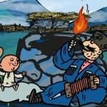 Мультфильмы про пап. «Шейдулла-лентяй»