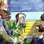 """Рассказы про пап и новый год. В. Голявкин. """"Ёлка и заяц в придачу"""""""