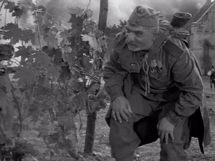 Фильмы об отцах. Отец солдата